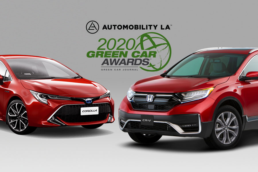 Toyota and Honda Win 'Green Car of the Year' Awards 6