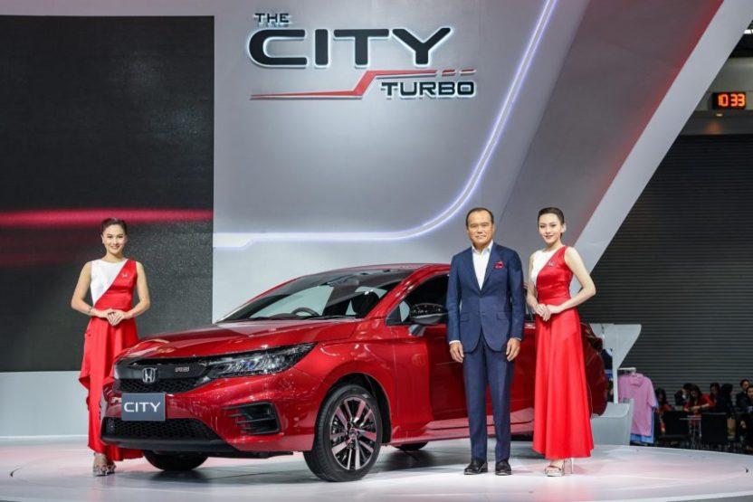 All New Honda City Displayed at 2019 Thai Motor Expo 7
