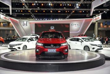 All New Honda City Displayed at 2019 Thai Motor Expo 8