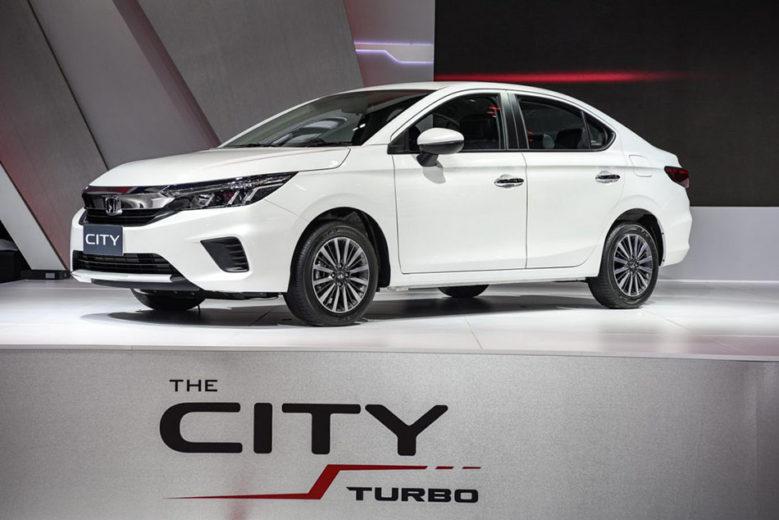 All New Honda City Displayed at 2019 Thai Motor Expo 1