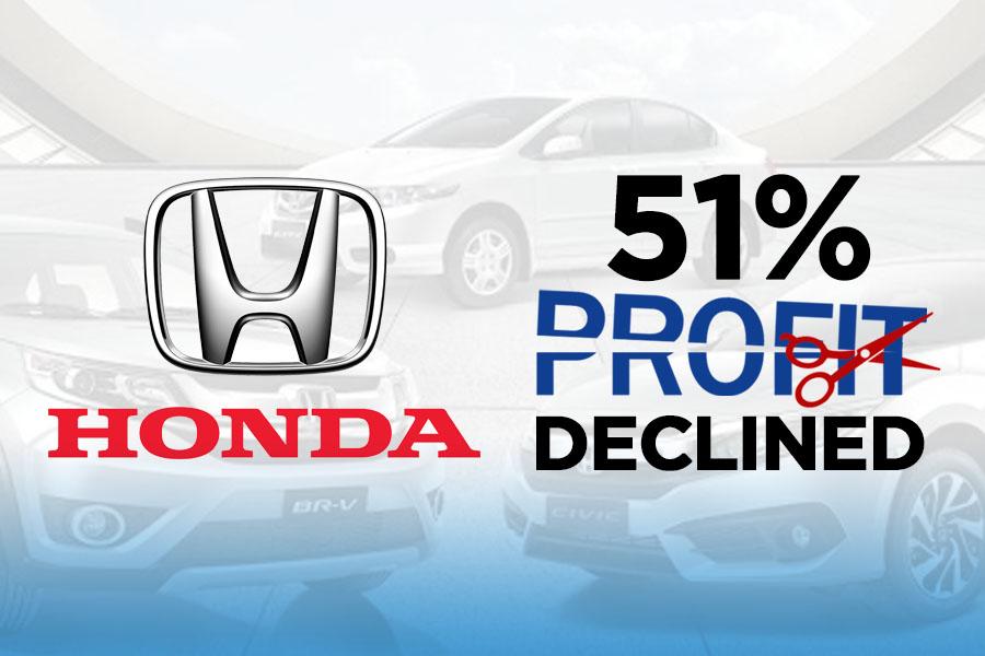 Honda Atlas Suffers from 51% Decline in Profits 7