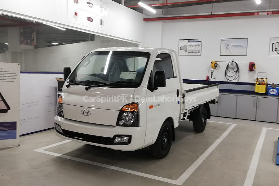 Hyundai-Nishat All Set to Launch Porter H-100 6