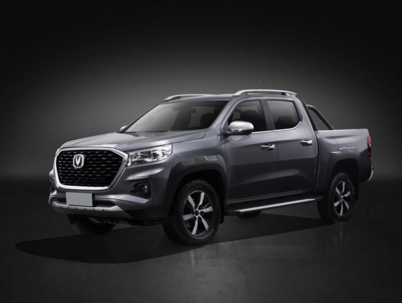 Changan Officially Launches Kaicene F70 Pickup Truck in China 13