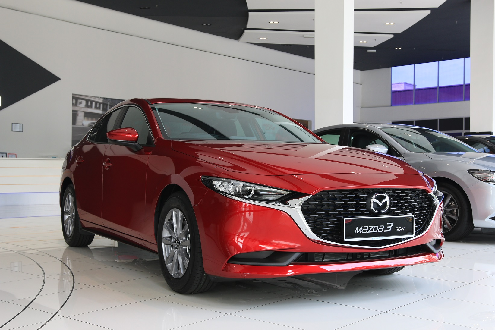 Mazda 3 Completes its Hat Trick- Third Award in a Month 7