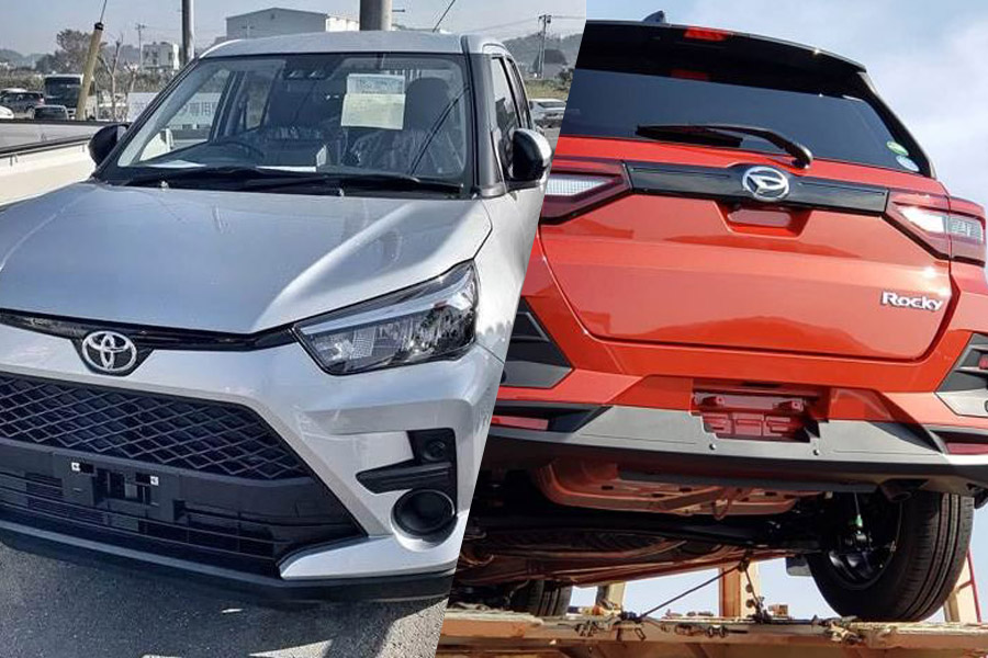 Toyota Raize/ Daihatsu Rocky Details Leaked Ahead of Debut 8