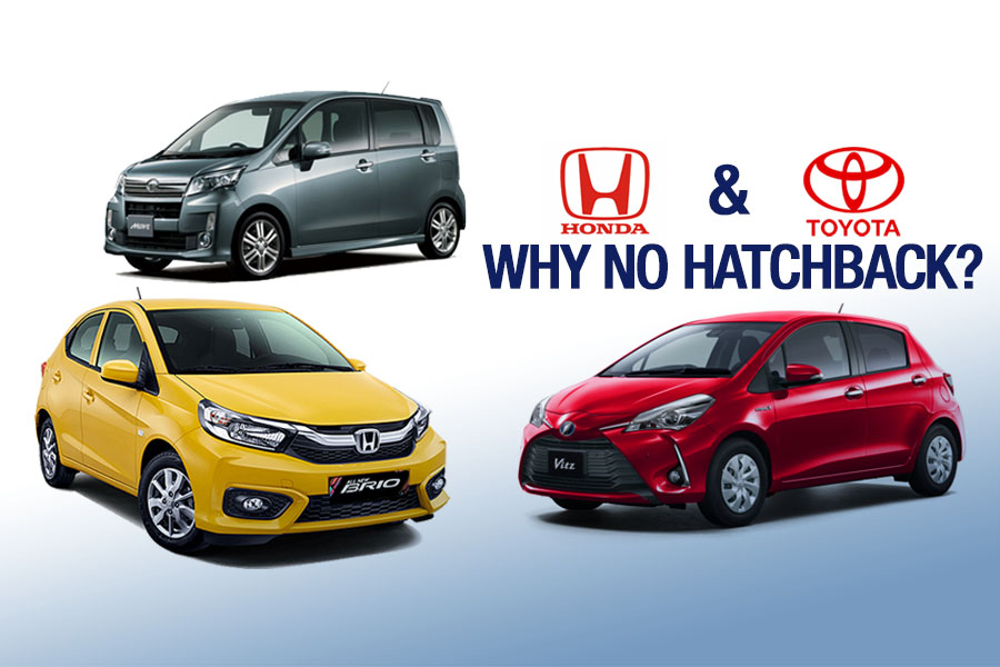 Toyota & Honda Suffering Due to Absence of Small Hatchbacks 9