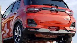 Toyota Raize/ Daihatsu Rocky Details Leaked Ahead of Debut 12