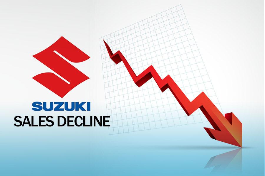 Pak Suzuki Suffering from a Massive Decline in Sales 4
