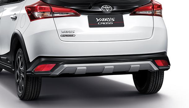 Toyota Yaris Updated in Thailand 6