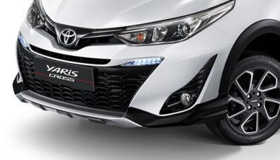 Toyota Yaris Updated in Thailand 3