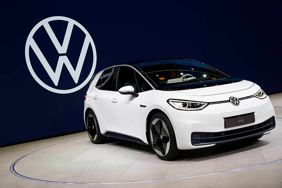 Volkswagen to Launch 75 EVs and 60 Hybrids by 2029 6