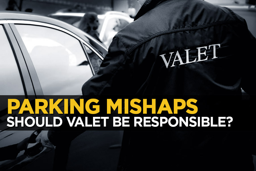 Parking Mishaps- Should Valet be Responsible? 2