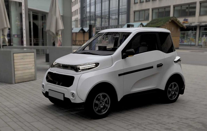 Russia to Launch World's Cheapest Electric Car in 2020 3