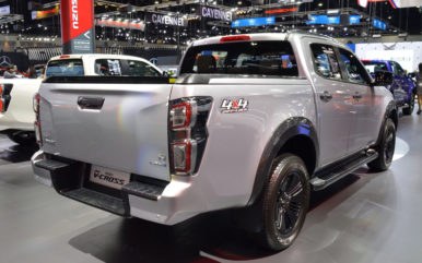 2020 Isuzu D-Max Displayed at Thai Motor Expo 3