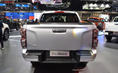 2020 Isuzu D-Max Displayed at Thai Motor Expo 4