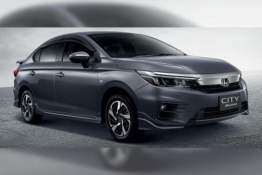 2020 Honda City Modulo Accessories Revealed 7