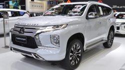 All New Mitsubishi Pajero Sport Displayed at 2019 Thai Motor Expo 1