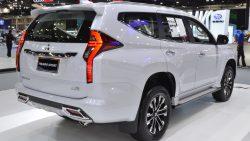 All New Mitsubishi Pajero Sport Displayed at 2019 Thai Motor Expo 3
