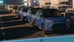Toyota Raize/ Daihatsu Rocky Details Leaked Ahead of Debut 9