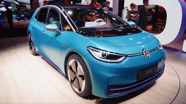 Volkswagen to Launch 75 EVs and 60 Hybrids by 2029 2