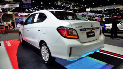 New Mitsubishi Mirage and Attrage Displayed at 2019 Thai Motor Expo 5