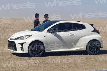 2020 Toyota GR Yaris Leaked Ahead of Debut 5
