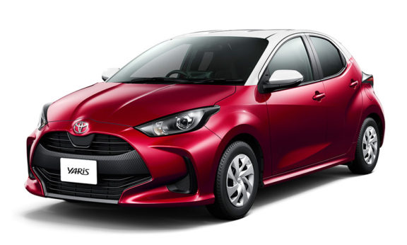 All New Toyota Yaris will go on Sale in Japan on 10th February 2020 2