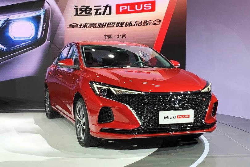 Changan Unveils All New 2020 Eado Plus 4