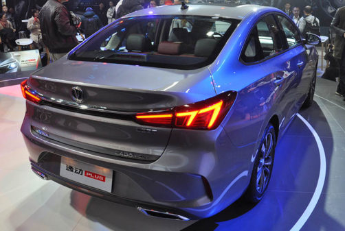 Changan Unveils All New 2020 Eado Plus 4