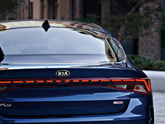 Kia Reveals Technical Details of the All New 2020 K5/ Optima 3