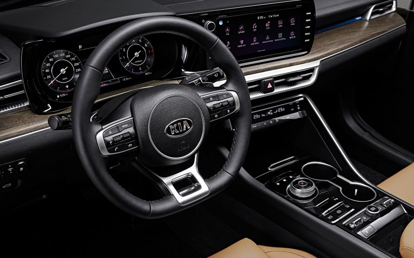 Kia Reveals Technical Details of the All New 2020 K5/ Optima 10