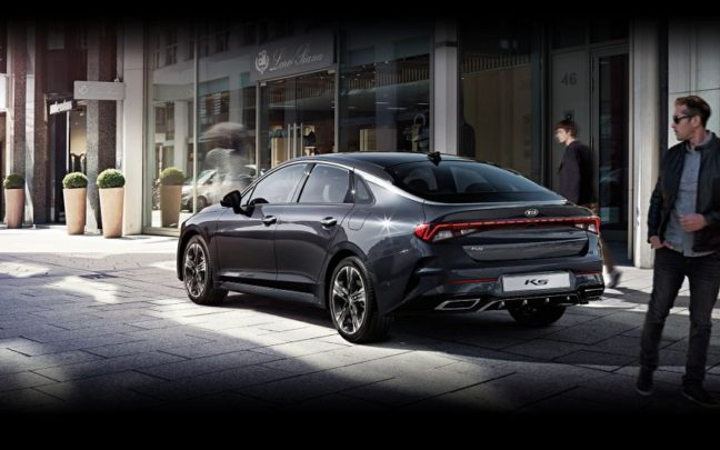 Kia Reveals Technical Details of the All New 2020 K5/ Optima 2