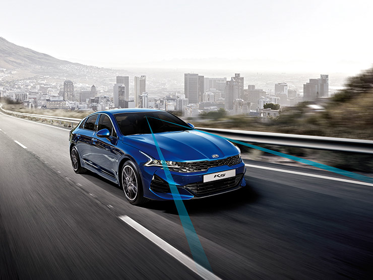 Kia Reveals Technical Details of the All New 2020 K5/ Optima 12