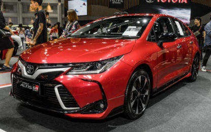 12th Gen Toyota Corolla in Pakistan: What to Expect? 16