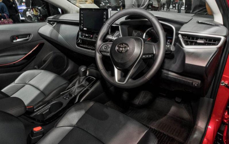 Toyota Corolla Altis GR Sport at 2019 Thai Motor Expo 7