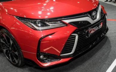 Toyota Corolla Altis GR Sport at 2019 Thai Motor Expo 5