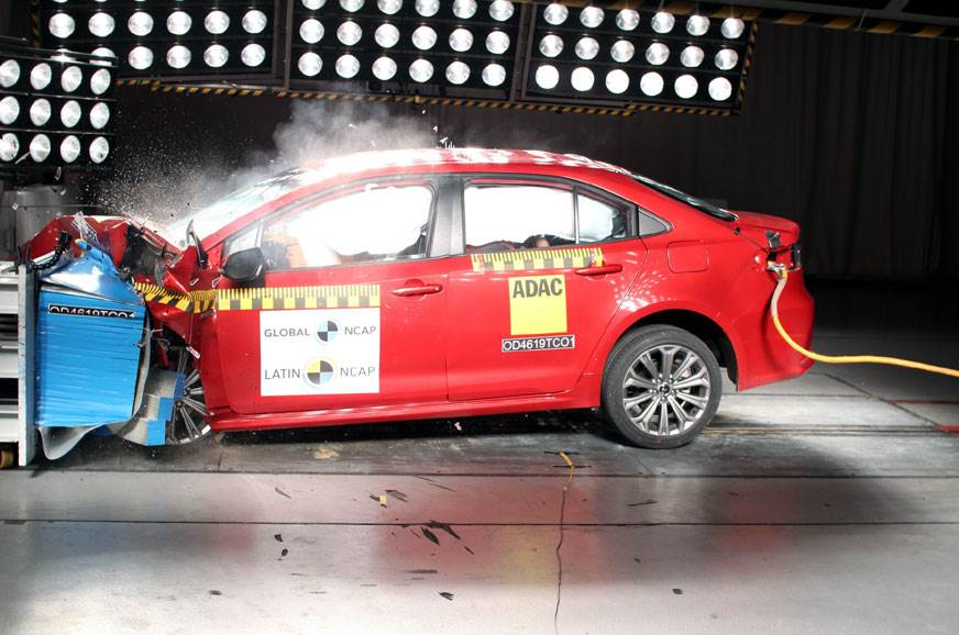 2020 Toyota Corolla Scores 5-Stars in Latin NCAP Crash Tests 10