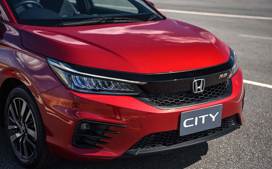 2020 Honda City Teased for Malaysian Debut 5