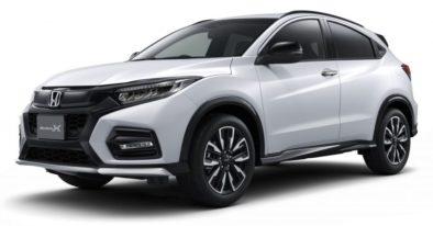 Honda Vezel (HR-V) Modulo X Launched in Japan 4