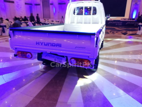 Hyundai-Nishat Launched Local Assembled Porter H-100 4