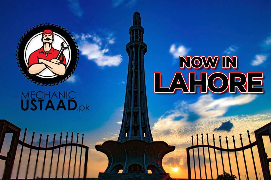MechanicUstaad.pk Now in Lahore 2