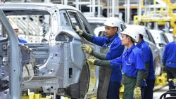 First CKD Proton X70 Rolls Off the Assembly Lines in Malaysia 5