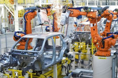 First CKD Proton X70 Rolls Off the Assembly Lines in Malaysia 8