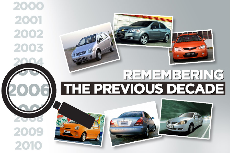 Remembering Cars from the Previous Decade 8
