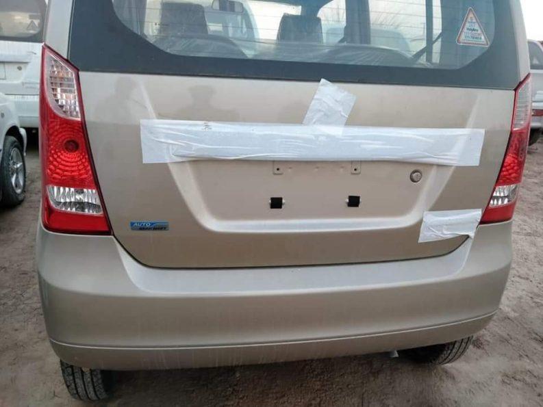 Pak Suzuki Wagon R AGS Spotted 1