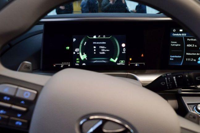 Hyundai Nexo FCV Sets Longest Distance Record 9