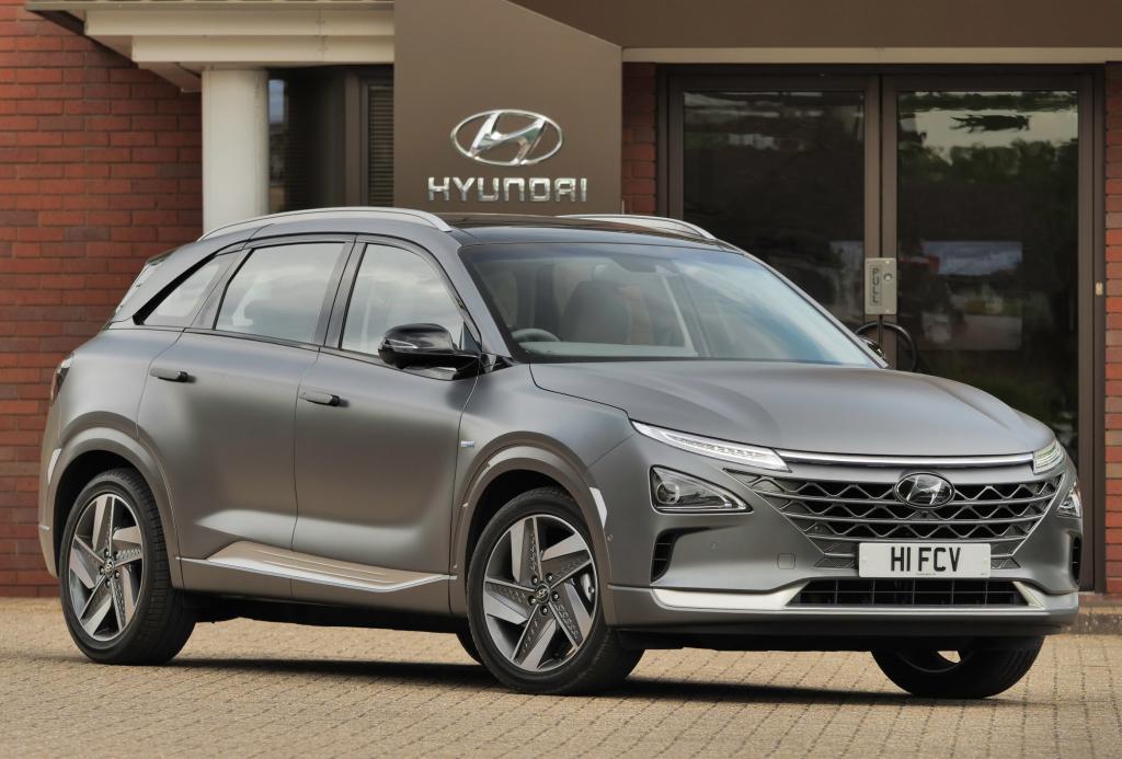Hyundai Nexo FCV Sets Longest Distance Record 2