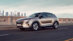 Hyundai Nexo FCV Sets Longest Distance Record 4