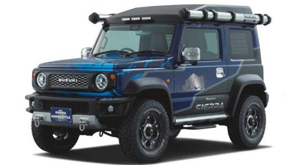 Suzuki to Showcase Swift Sport Katana Edition at Tokyo Auto Salon 2