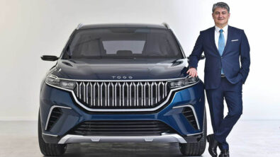 TOGG Shows First Body Assembly of Turkey's Homegrown Car 2